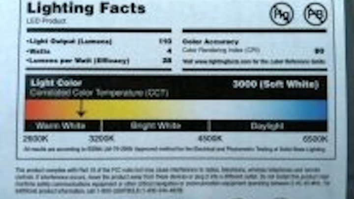 Content Dam Leds En Articles 2009 10 Osram Sylvania Led Lamp Appears With Rogue Lighting Facts Label Leftcolumn Article Thumbnailimage File