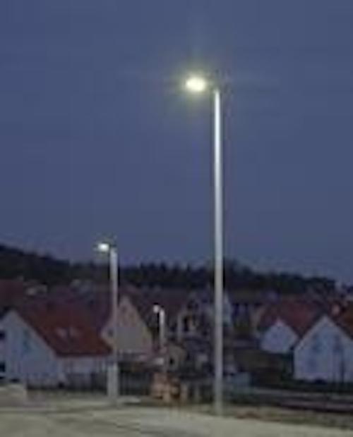 Outdoor Lighting Pielenhofen Installs Osram Leds Nova