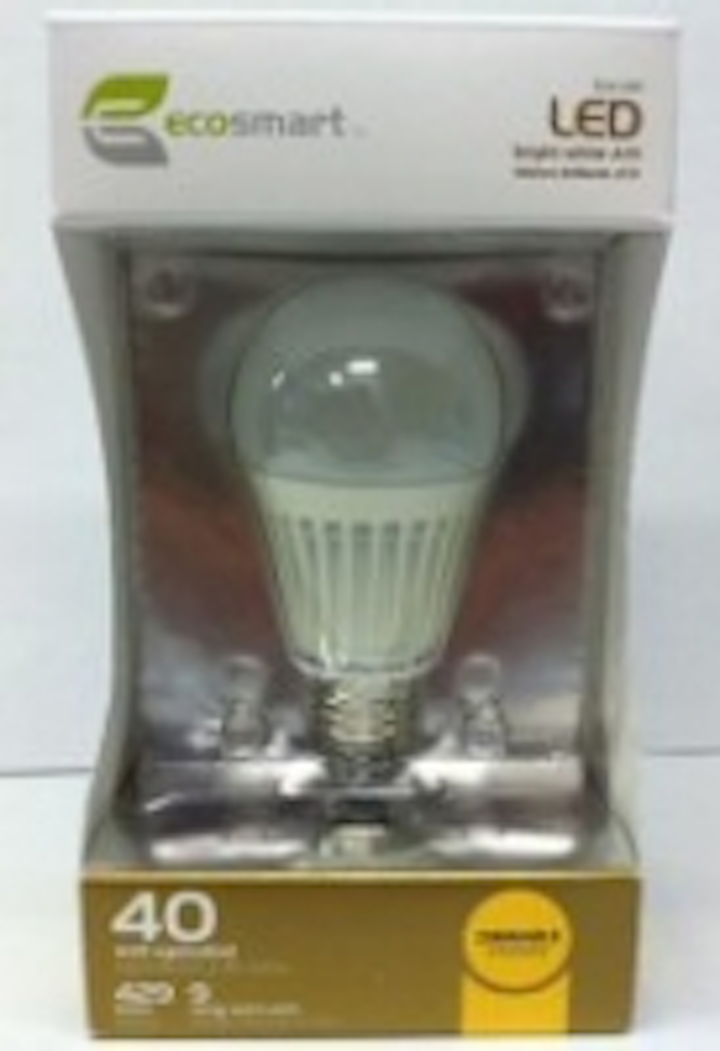 Recall Notice For Led Lamps