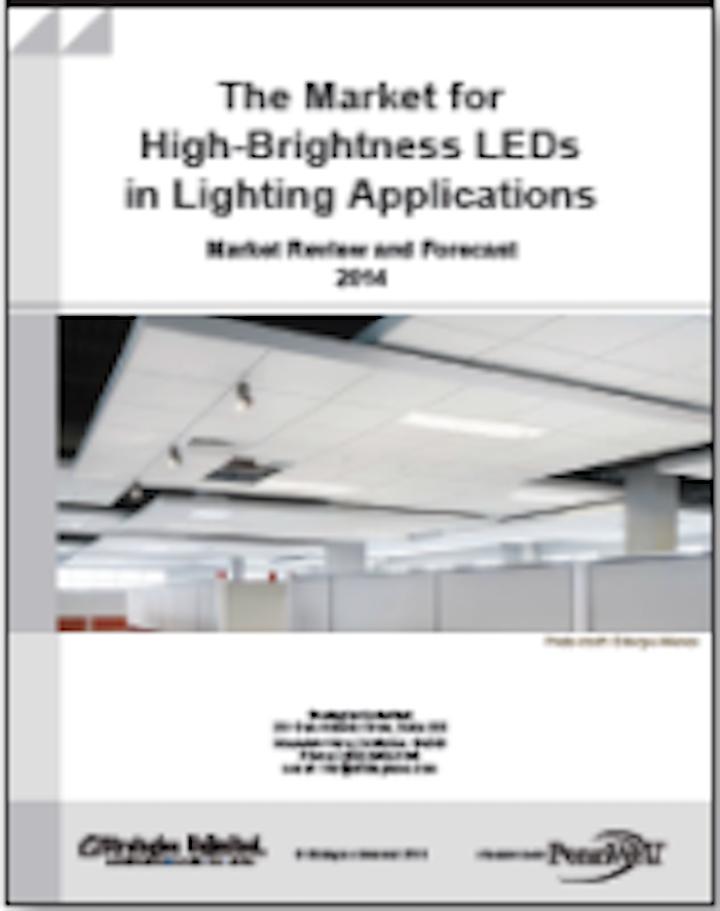 HB LEDs in Lighting 2014