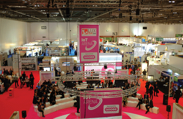 Experts at LuxLive's IoT Arena outline survival beyond bulb sales