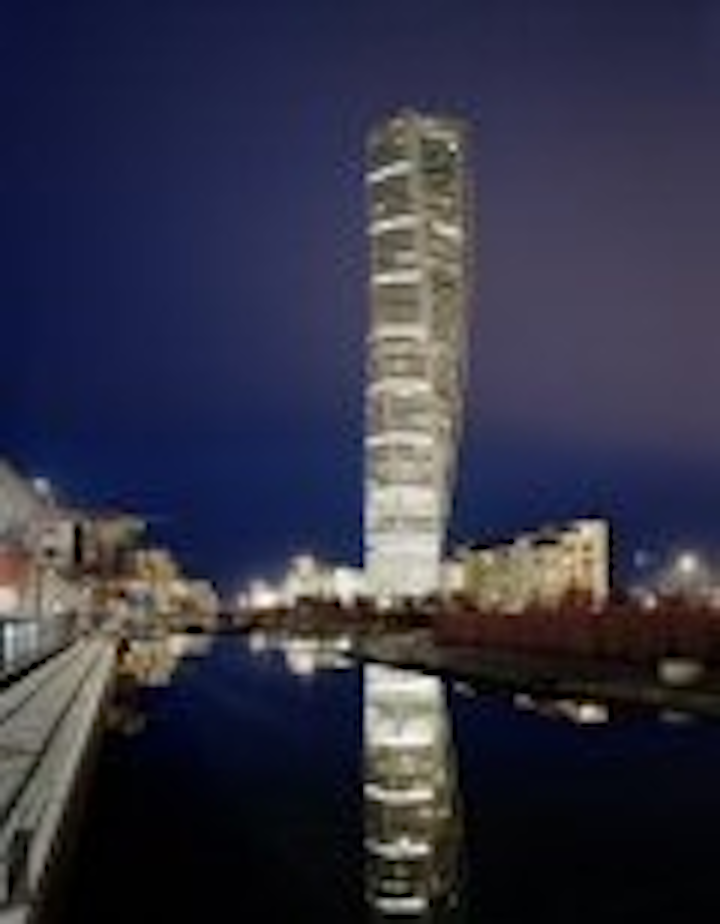 Content Dam Leds En Articles Print Volume 3 Issue 4 Features Flying High In Malm 246 Leds Light Up The Turning Torso Updated Leftcolumn Article Thumbnailimage File