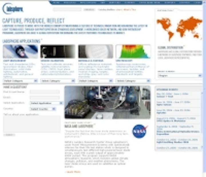 Content Dam Leds En Ugc 2006 05 Labsphere Launches New Website Leftcolumn Article Thumbnailimage File