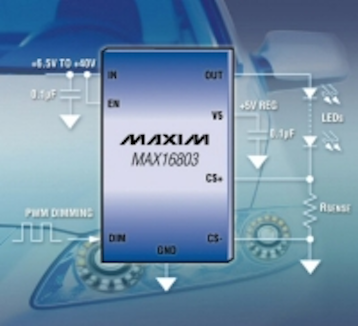 Content Dam Leds En Ugc 2006 05 Maxim 350 Ma Driver Targets Automotive Display And Lighting Applications Leftcolumn Article Thumbnailimage File