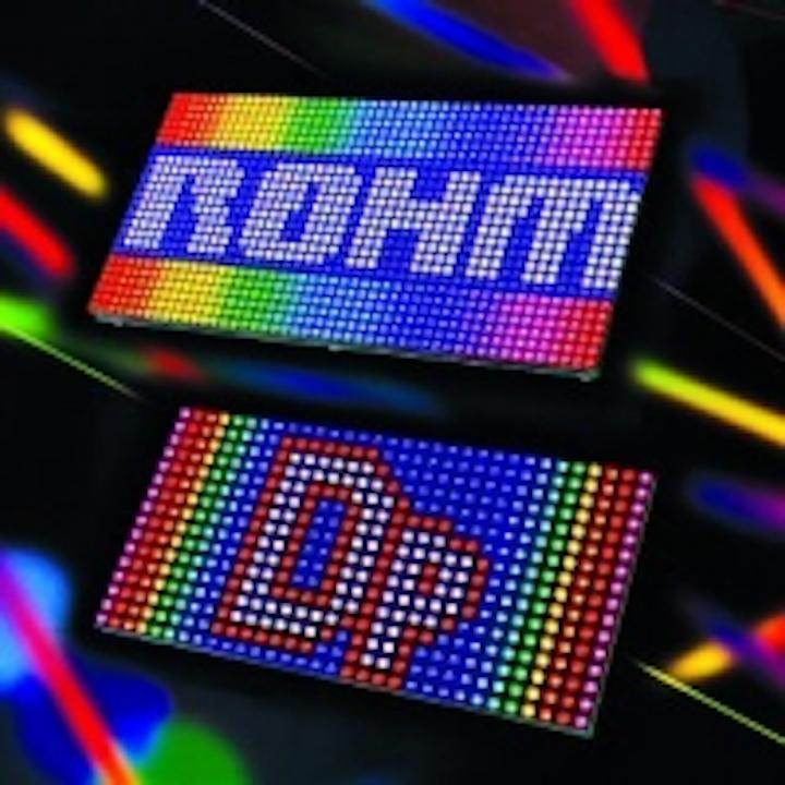 Content Dam Leds En Ugc 2006 08 Rohm Unveils Full Color Led Dot Matrix Display Leftcolumn Article Thumbnailimage File