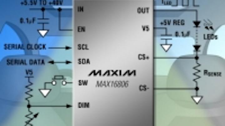 Content Dam Leds En Ugc 2006 09 Maxim Led Driver Eliminates Need For Microcontroller Or Switch Mode Converter Leftcolumn Article Thumbnailimage File