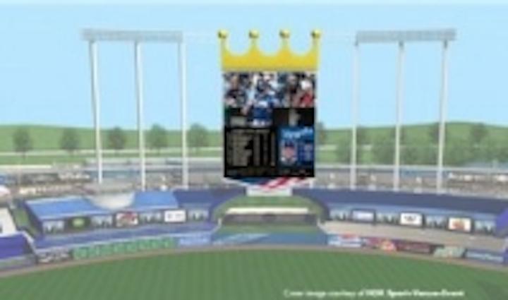 Content Dam Leds En Ugc 2007 10 Daktronics Installs World S Largest Hd Display For Kansas City Royals Leftcolumn Article Thumbnailimage File