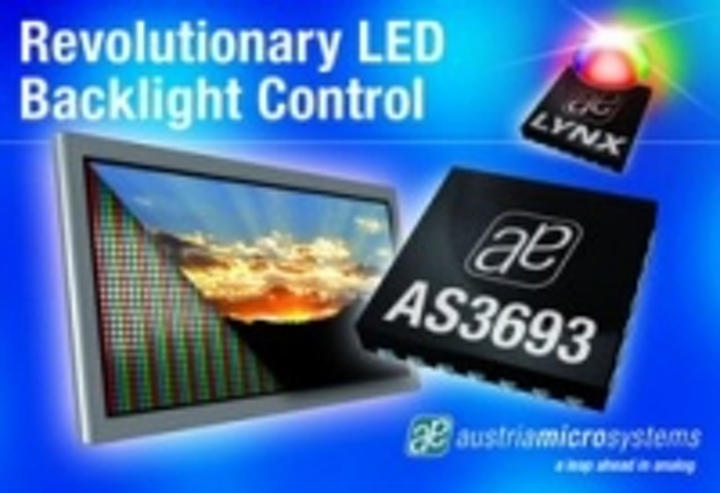 Content Dam Leds En Ugc 2007 12 Austriamicrosystems Launches High Precision Led Drivers For Local Dimming Of Lcd Backlights Leftcolumn Article Thumbnailimage File