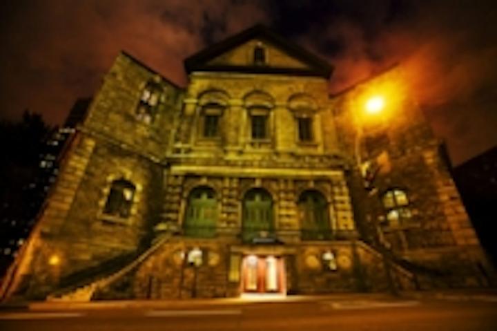 Lighting Contest For Montreal S Gesu Theatre Leds Magazine