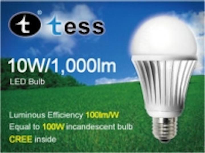 Content Dam Leds En Ugc 2010 04 Tess Announces 10w 1000lm Led Bulb With 100lm W Luminous Efficacy Leftcolumn Article Thumbnailimage File