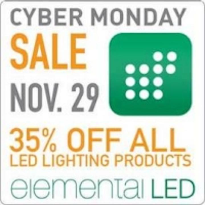 Content Dam Leds En Ugc 2010 11 Elemental Led Announces First Ever Cyber Monday Sale Of Led Lighting Products Leftcolumn Article Thumbnailimage File