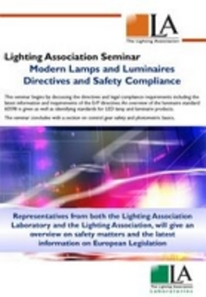 Content Dam Leds En Ugc 2011 02 La Announces Seminar On Modern Lamps And Luminaires Directive And Safety Compliance Leftcolumn Article Thumbnailimage File