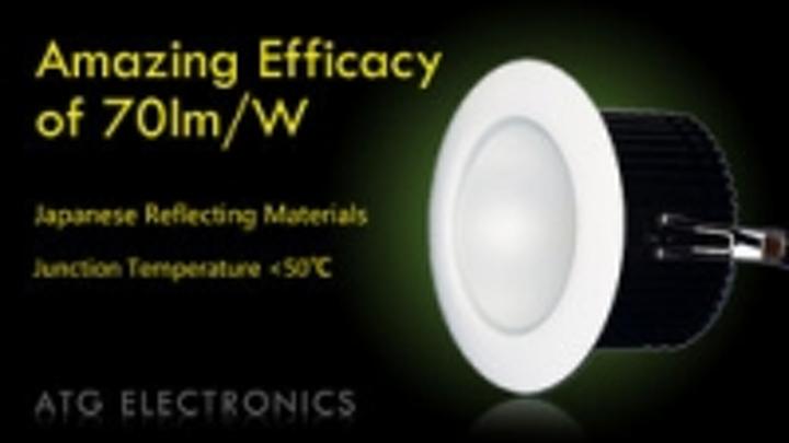 Content Dam Leds En Ugc 2011 06 Atg Launches Energy Efficient Led Downlights With High Luminous Efficacy Of 70lm W Leftcolumn Article Thumbnailimage File