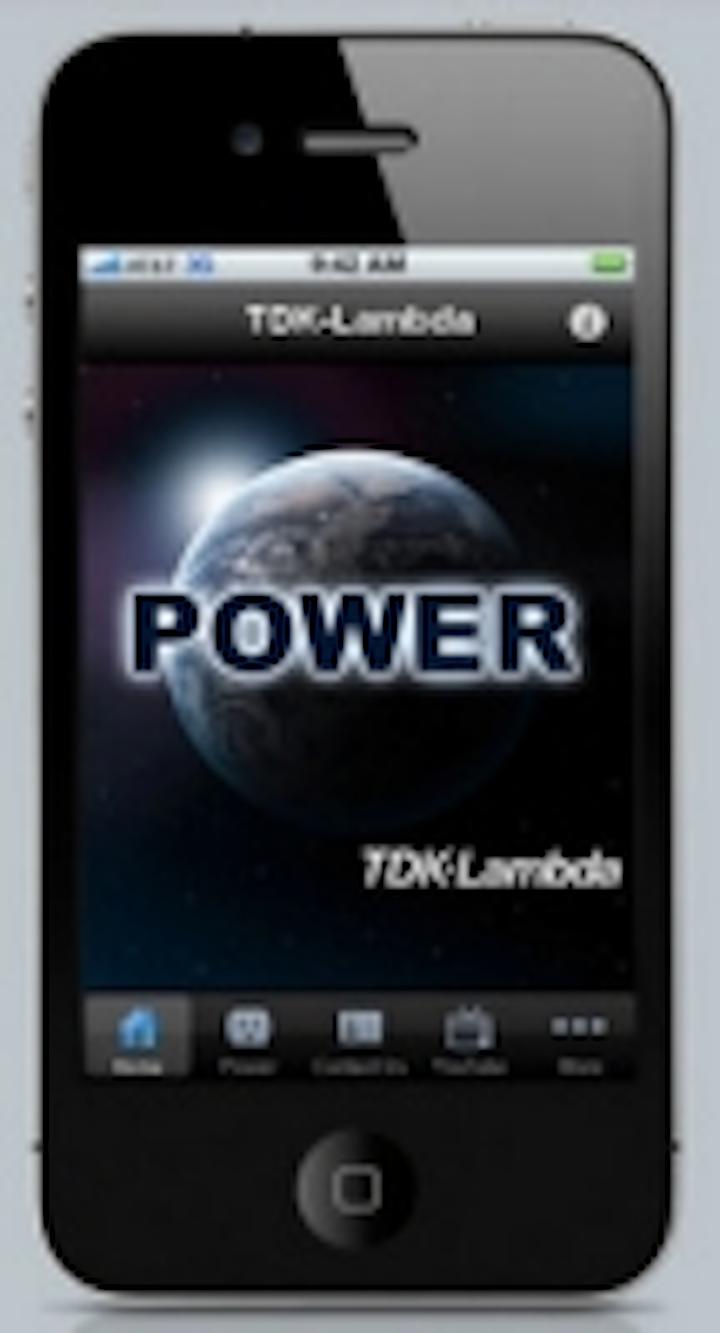 Content Dam Leds En Ugc 2011 06 Tdk Lambda Launches Smart Phone App For Selecting Power Supplies Leftcolumn Article Thumbnailimage File