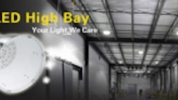 Spark launches new-generation LED high-bay light | LEDs Magazine