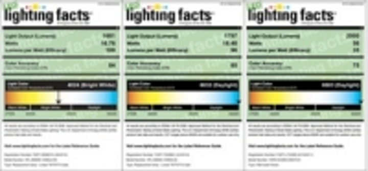 Atg Electronics Earns Lighting Facts