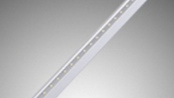 ledoux introduces led linear luminaire for retail cabinet showcase lighting leds magazine. Black Bedroom Furniture Sets. Home Design Ideas