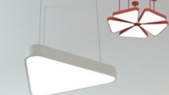 Neonny unveils Triangle architectural lighting product | LEDs Magazine
