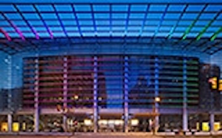 Content Dam Leds En Ugc 2013 01 Lumenpulse Lights Entrance To Lightfair 2013 Venue Leftcolumn Article Thumbnailimage File
