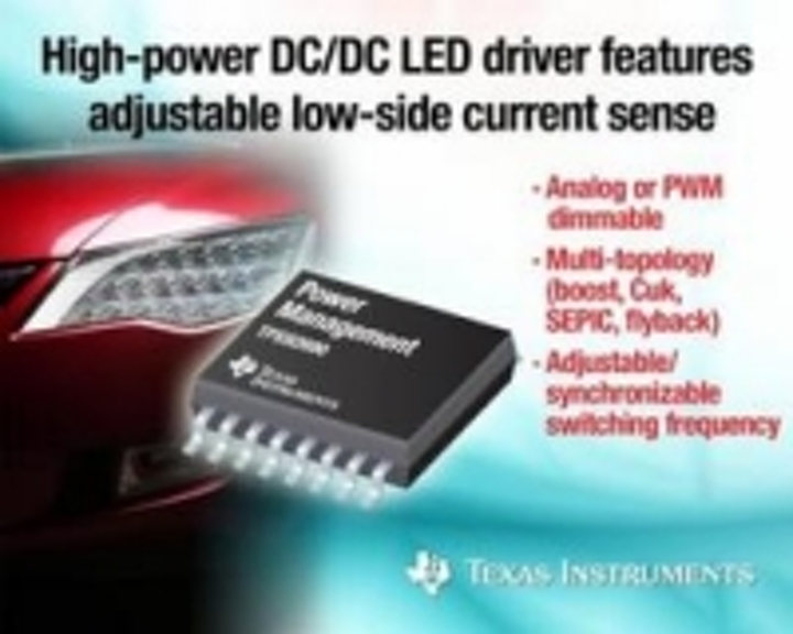 Content Dam Leds En Ugc 2013 08 Ti Offers High Power Led Driver For Automotive And General Purpose Area Lighting Leftcolumn Article Thumbnailimage File