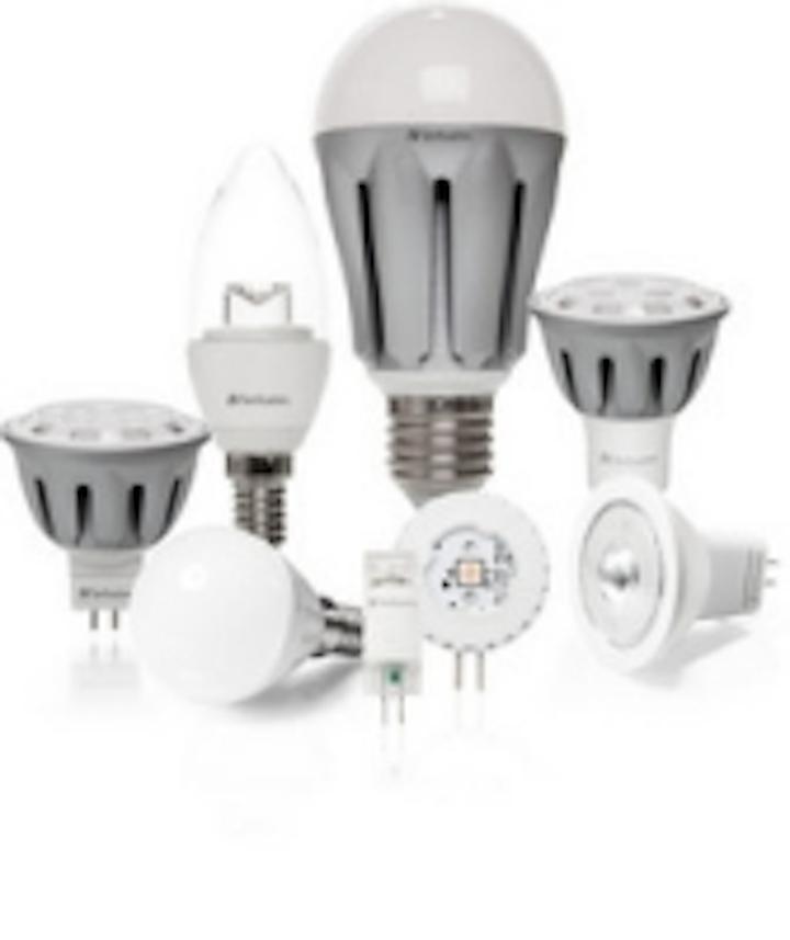 Verbatim Adds New A Lamps Par Mr16 And Bi Pin Led
