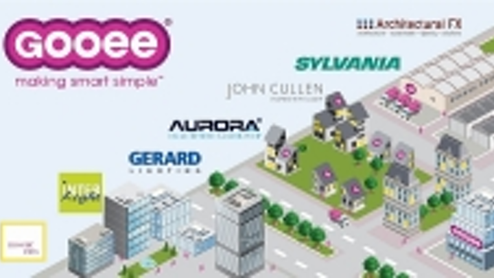 Gooee attracts seven new IoT partners for connected lighting