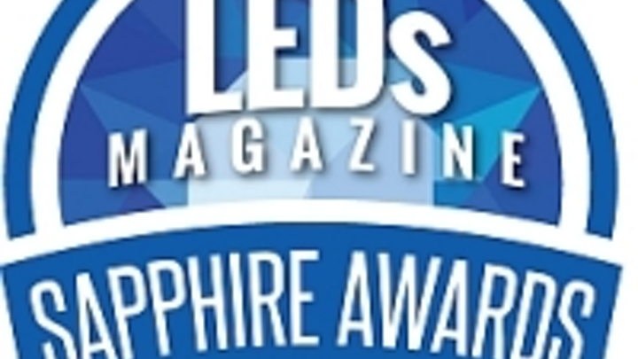 LEDs Magazine announces second annual Sapphire 'Illumineer of the Year' finalists