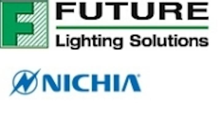Nichia Corporation and Future Lighting Solutions announce LED partnership