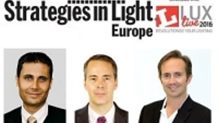 Top industry influencers join Strategies in Light Europe's Advisory board