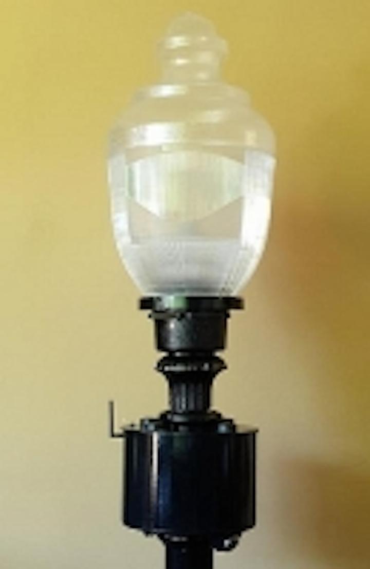 PennSMART® retrofit kit turns ordinary outdoor lights into smart lighting