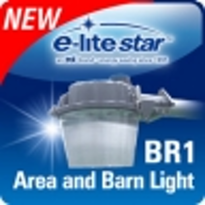 E-lite Star offers LED alternative for 175W mercury-vapor