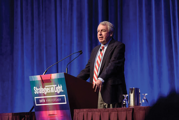 Strategies in Light keynote and Plenary speakers explore the past and future of LEDs and SSL