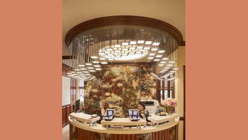 2nd Ave Lighting Collaborates With Don Kossar Interiors On