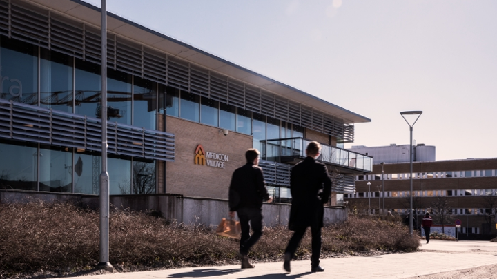 As a biotech park, Medicon Village is giving rise to new ideas in life sciences, under the watchful eye of lighting-based IoT. (Photo credits: All images courtesy of Fagerhult and Securitas.)