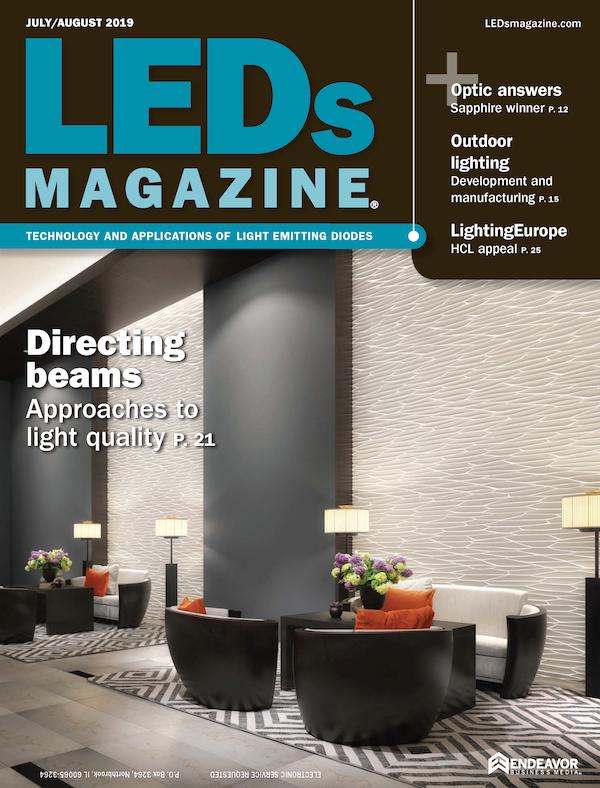 LEDs Magazine Volume 16, Issue 6