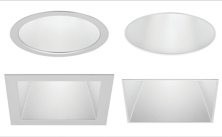 One of the products Focal Point will be exhibiting is the ID+ 4.5 Downlight.