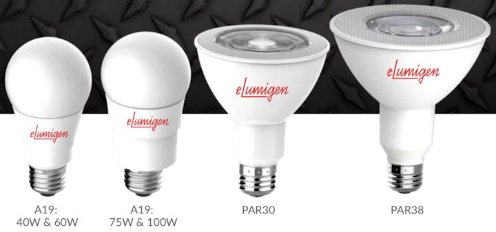 E Lumigen Lamps