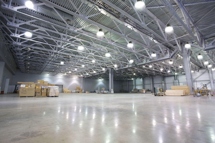 Led High Bay Lights For Your Warehouse