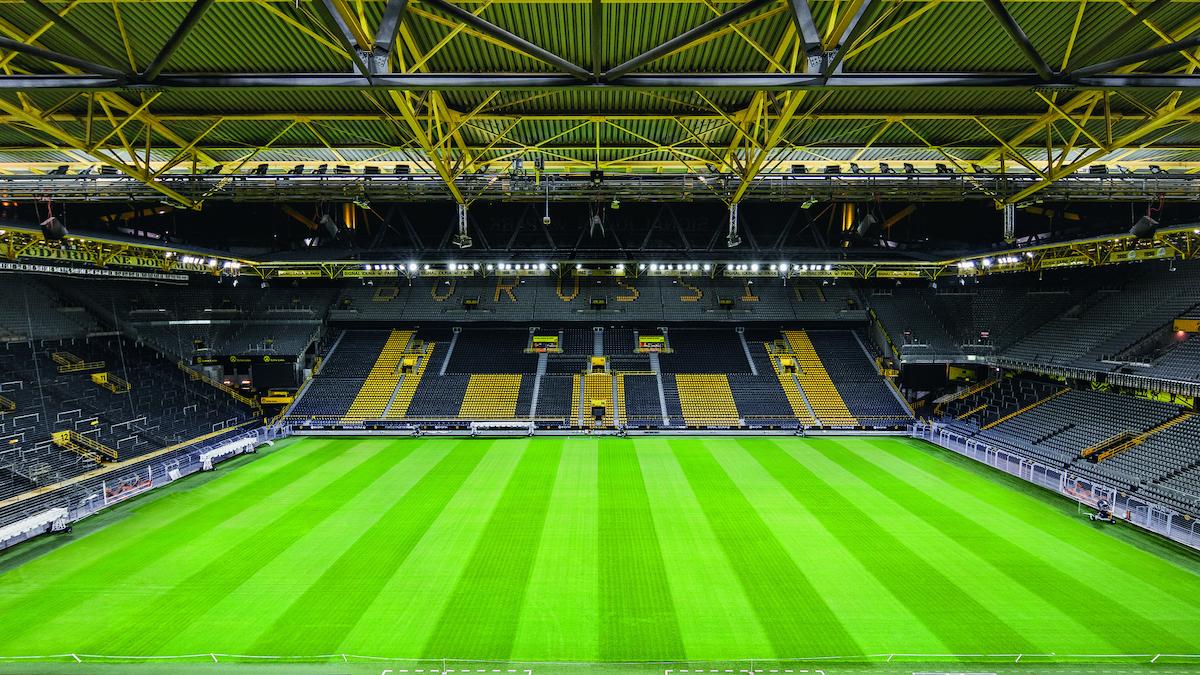 Pro Sports Ssl Signify And Orange Velodrome Zumtobel And Signal Iduna Park Leds Magazine