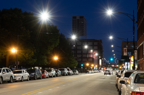 Outdoor Lighting Standards Illuminate The Road To Smart