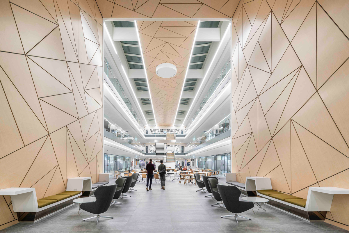 New Hq Connects 6000 Lights Via Poe Leds Magazine