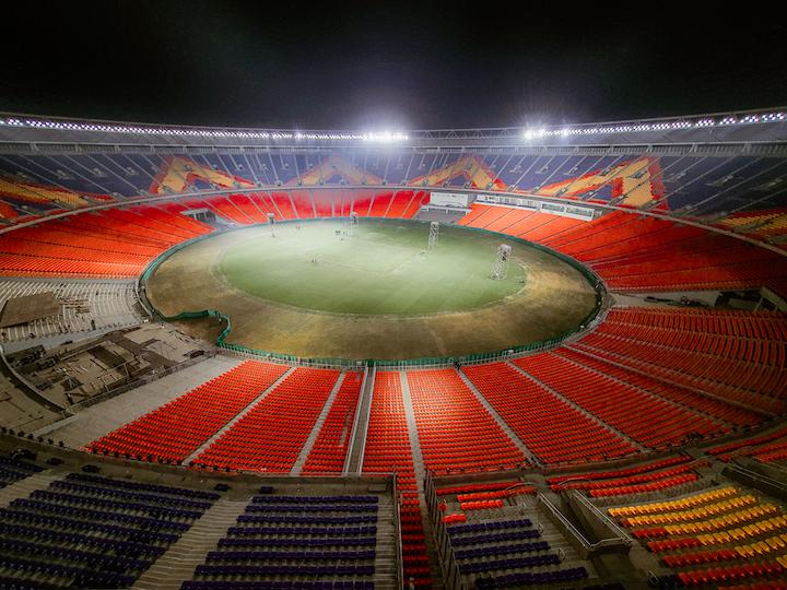 LEDs light world's largest cricket stadium | LEDs Magazine