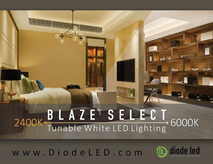 Blaze Linear Lighting Product Portfolio