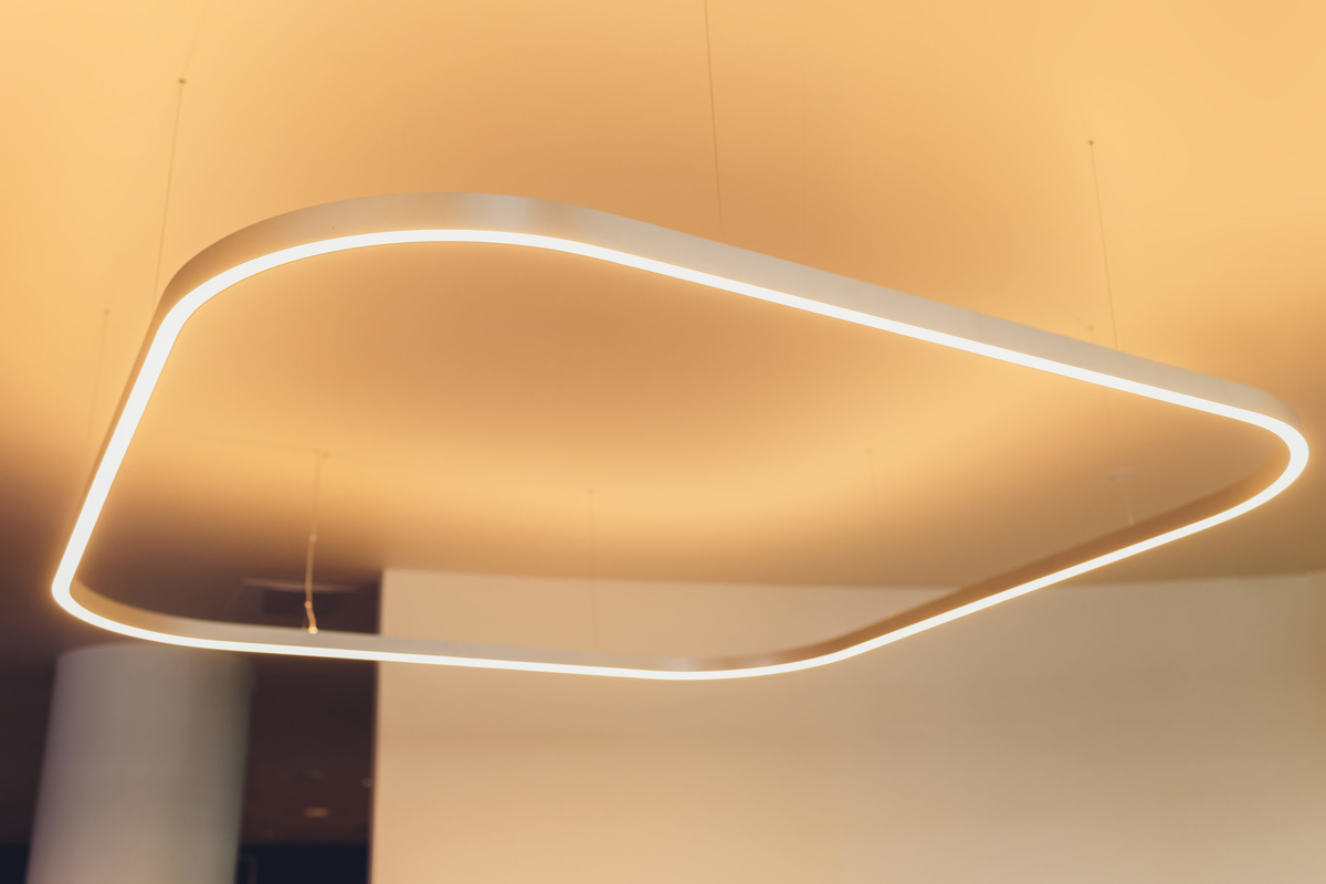 Amerlux S Curvano Puts The Arch In First Class Architectural Lighting Leds Magazine