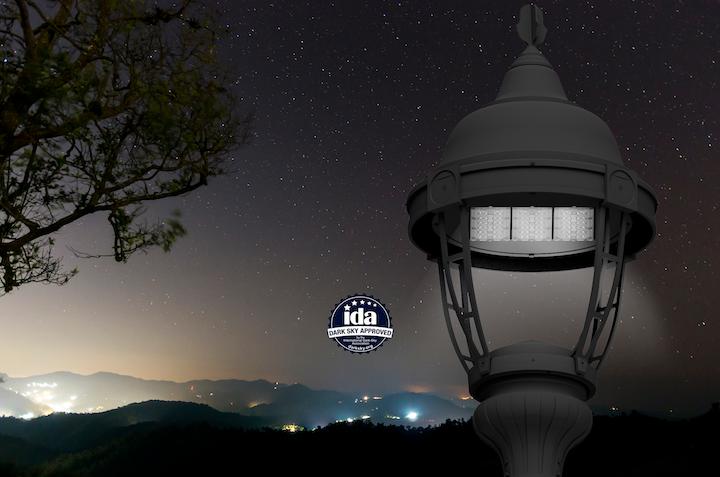 Amerlux S New Luminaires Make Stars Twinkle At Night Leds Magazine